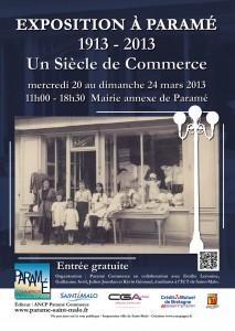 Un siècle de commerce à Paramé
