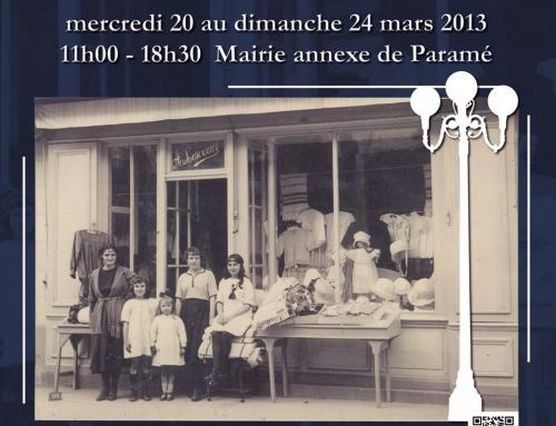 Exposition Paramé 1913-2013