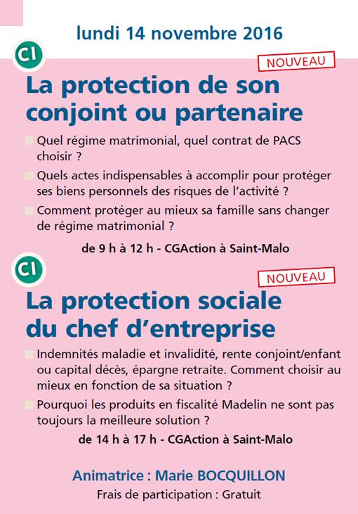 La protection sociale du chef d'entreprise