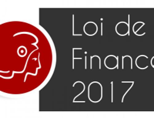 La loi de finances 2017 pour les professionnels
