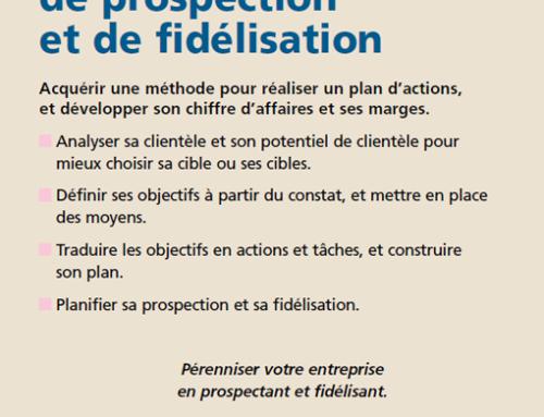 Stratégie de prospection et de fidélisation