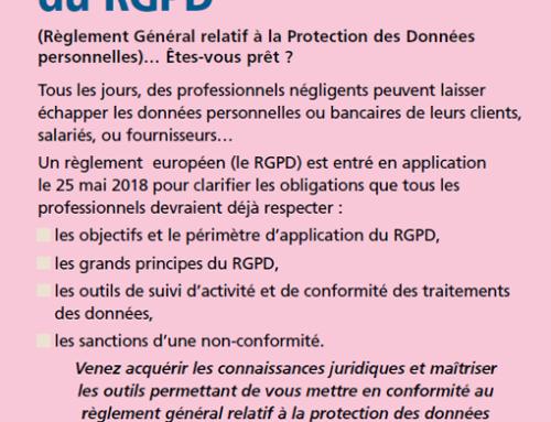 Les fondamentaux du RGPD