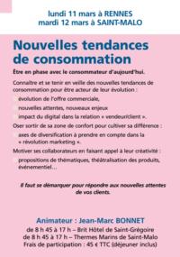 CGAction Nouvelles tendances de consommation