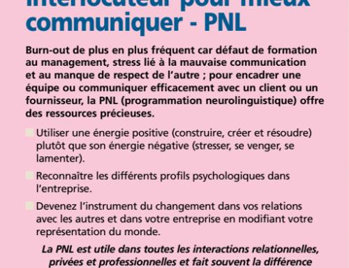 S'adapter à son interlocuteur pour mieux communiquer – PNL
